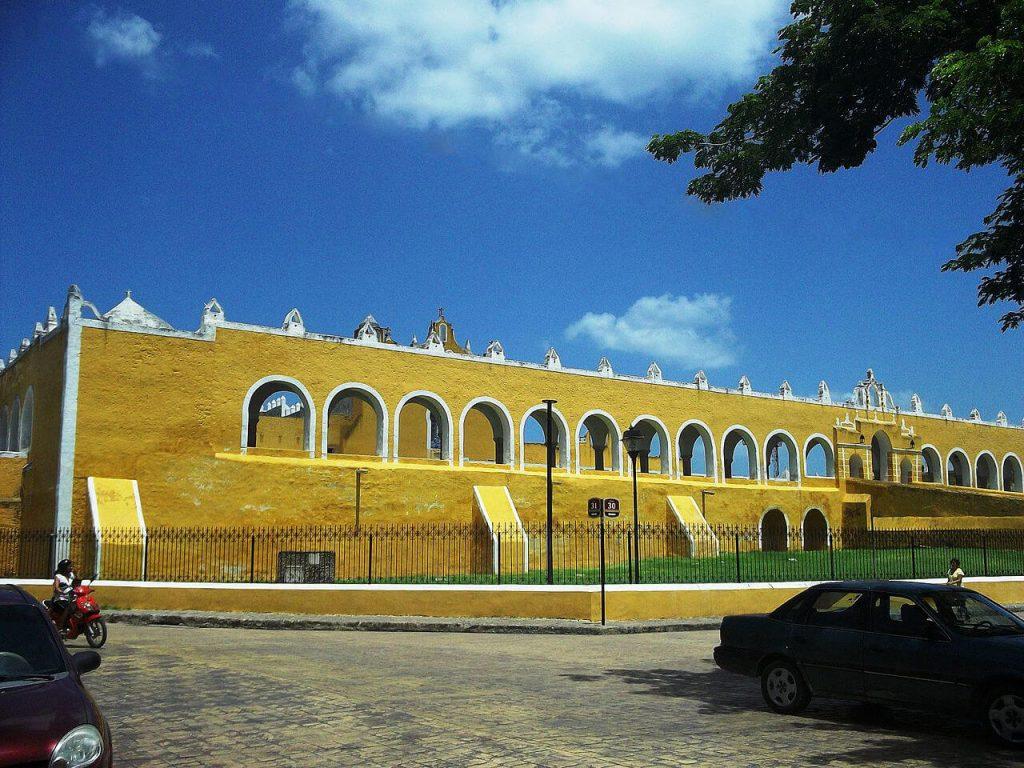 Convento de San Antonio de Padua en Izamal